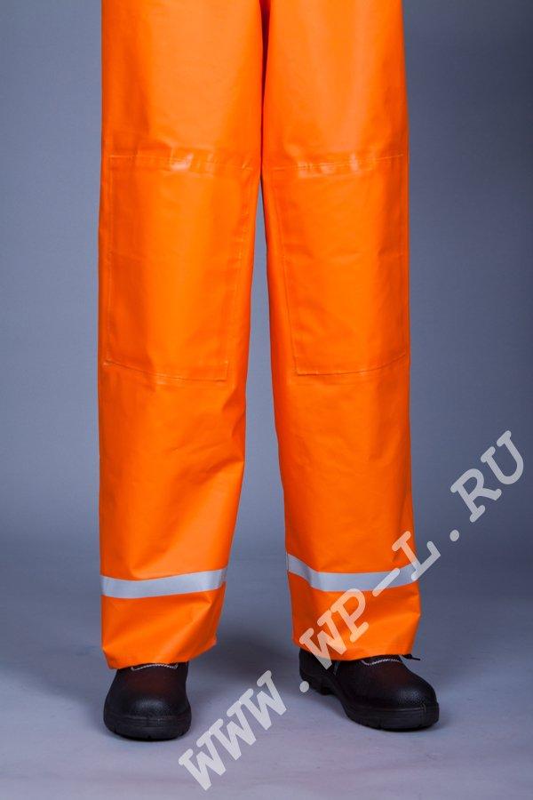 костюм рыбака fisherman оранжевый